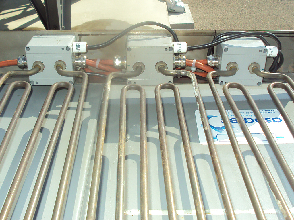 Ramp Heating